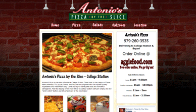 Antonios Pizza Northgate
