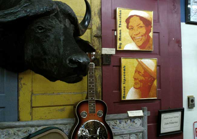 Navasota Texas Blues Alley